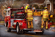 Mike Savad - Fireman - Metuchen Fire Department