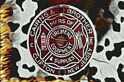 Time Passages Framed Prints - Firemans Equipment Framed Print by Tommy Anderson