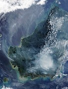 Slash Photos - Fires by NASA / Science Source