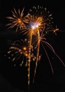Fireworks 2 Print by Michael Peychich