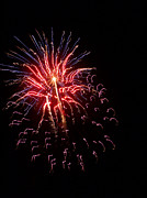 Fireworks 2 Print by Tanya Moody