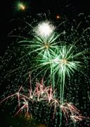 Fireworks 4 Print by Michael Peychich