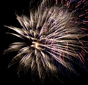 4th July Photo Prints - Fireworks Fun 11 Print by Marilyn Hunt