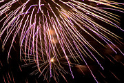 4th July Photo Prints - Fireworks Fun 13 Print by Marilyn Hunt