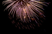 4th July Photo Prints - Fireworks Fun 14 Print by Marilyn Hunt