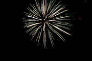4th July Photo Prints - Fireworks Fun 15 Print by Marilyn Hunt