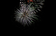 4th July Photo Prints - Fireworks Fun 3 Print by Marilyn Hunt