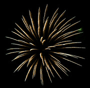 4th July Photo Prints - Fireworks Fun 4 Print by Marilyn Hunt