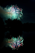 James BO  Insogna - Fireworks on Golden Ponds.