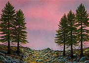 Pines Originals - First Light by Frank Wilson