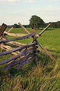 Manassas National Battlefield Park Photos - First Manassas by Brian M Lumley