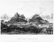 Bayonet Prints - First Opium War, 1841 Print by Granger