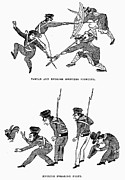 Combat Troop Posters - First Opium War: Soldiers Poster by Granger