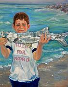 Ruth Mabee - First Snook