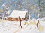 Barbara Pearston - First Snow