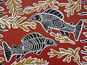 Dream Scape Originals - Fish Dreamin by Laura Johnson