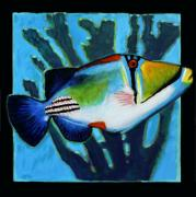 Clown Fish Originals - Fish Number Five by John Lautermilch