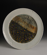 Brook Ceramics - Fish Plate by Mark Chuck