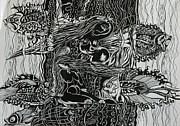Fish River Print by Min Wang