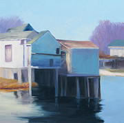 Sheila Psaledas - Fish Shacks