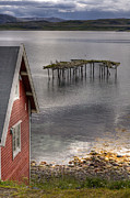 Waterscapes - Fishermans Dwelling by Heiko Koehrer-Wagner