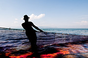 Fishing Photo Originals - Fishing - 2 by Okan YILMAZ