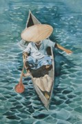 Akhilkrishna Jayanth - Fishing