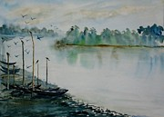 Shashikanta Parida - Fishing boats 002