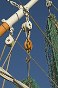 Ropes Originals - Fishing Gear by Ruth H Curtis