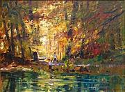 Bogomir Bogdanovic - Fishing In Autumn