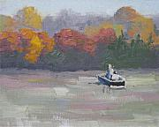 Dena McMurdie - Fishing in Autumn