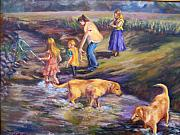 Joan Wulff - Fishing In The Brook