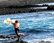 Lehua Pekelo-Stearns - Fishing is more than...