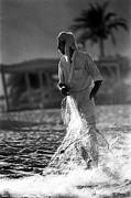 Isaac Silman - fishing net