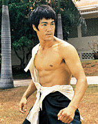 Bruce Lee Photos - Fist Of Fury, Bruce Lee, 1972 by Everett