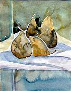 Pears Originals - Five Pears by Mindy Newman