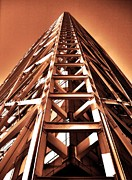 Architektur Metal Prints - Five Stars ... Metal Print by Juergen Weiss