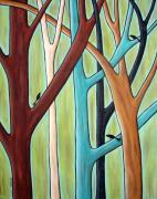 Karla Gerard - Five Trees And Three...