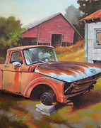 Old Farm Shed Originals - Fixer Upper by Todd Baxter