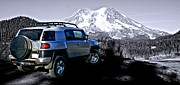 Rob Green - FJ Cruiser MT. Rainier...