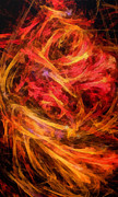 Flamboyance Print by RochVanh