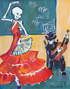 Sharon Sieben - Flamenco Fan II