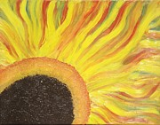 Margaret Harmon - Flaming Sunflower