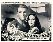 Lawson Prints - Flash Gordon, Chapter 5 The Destroying Print by Everett