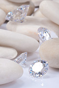 White Jewelry - Flashing Diamond by Atiketta Sangasaeng