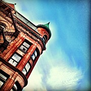 Instagramhub Photos - Flat Iron Building by Christopher Campbell