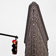 Flatiron Framed Prints - Flatiron Framed Print by David Bowman