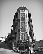 Eureka Springs Prints - Flatiron Print by David Waldo