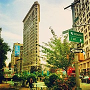 Best Sellers - Featured Art - Flatiron by Luke Kingma