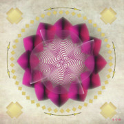 Metaphysics Posters - Fleuron Composition N0. 252 Poster by Alan Bennington
